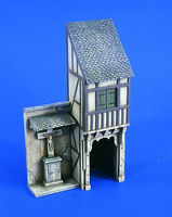 Verlinden Old German City Covered Passageway & Shrine Resin Military Diorama Kit 1/35 Scale #2217
