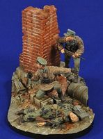 Verlinden Homeland Defense Diorama Resin Military Diorama Kit 1/35 Scale #2780