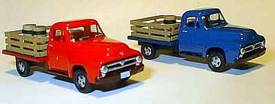 Williams Brothers Ho '53 STAKE TRUCK