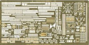 White-Ensign Ticonderoga Class Cruiser Detail Set for TSM Plastic Model Ship Accessory 1/350 #3552