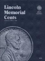 Whitman Lincoln Memorial Cents 1959-1998 Coin Folder Coin Collecting Book and Supply #0307090000