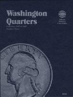 Whitman Washington Quarters 1965-1987 Coin Folder Coin Collecting Book and Supply #030709040x