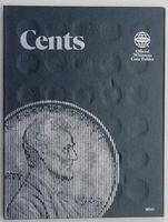 Whitman Folder Cent Plain Coin Collecting Book and Supply #0307090418