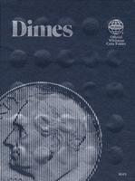 Whitman Dimes Plain Coin Folder Coin Collecting Book and Supply #0307090434