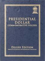 Whitman Presidential Dollar Commemorative 2007-2016 Coin Collecting Book and Supply #0794823823