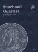 Whitman Statehood Quarters Vol.3 2006-2008 Coin Folder Coin Collecting Book and Supply #1582381127