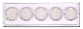 Whitman Statehood Quarters Mint/Proof Set Holders (25/bx) (D)