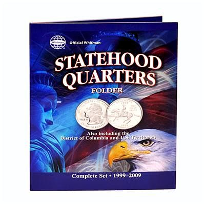 Whitman Publishing OFFICIAL STATEHOOD QUARTERS