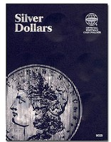Whitman Silver Dollars Coin Folder