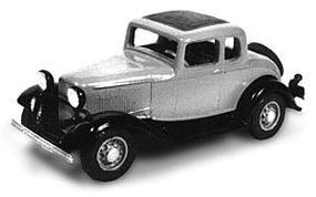 Wheel-Works 1932 Ford Coupe Kit HO Scale Model Vehicle #96122