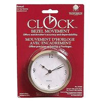 Walnut-Hollow Gold Arabic Bezel Clock Making Accessory #27268