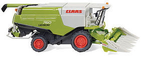Wiking Claas Lexion 760 Combine w/Conspeed Corn Head HO Scale Model Railroad Vehicle #38911