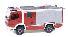 Wiking Fire Brigade Rosenbauer RLF 2000 AT HO Scale Model Railroad Vehicle #61201