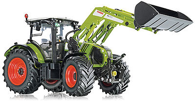 Wiking Claas Arion Frontloader - 1/32 Scale