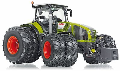 Wiking Claas Axion 950 Twin Tire - 1/32 Scale