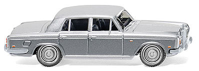 Wiking Rolls Royce Silver Shadow -- HO Scale Model Railroad Vehicle -- #83704