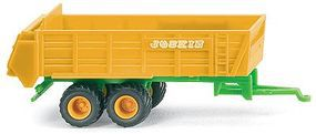 Wiking Universal Spreader yellow - N-Scale