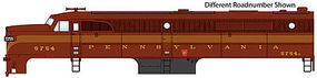 WalthersMainline Alco PA Standard DC Pennsylvania #5756A HO Scale Model Train Diesel Locomotive #10069