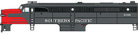 WalthersMainline Alco PA - Standard DC Southern Pacific(TM) #6014 (gray, red, white)