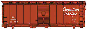 WalthersMainline 40 AAR 1948 Boxcar Canadian Pacific #259520 HO Scale Model Train Freight Car #1756