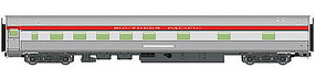 WalthersMainline 85 Budd 10-6 Sleeper Southern Pacific(TM) HO Scale Model Train Passenger Car #30107