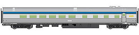 WalthersMainline 85 Budd Diner Via Rail Canada HO Scale Model Train Passenger Car #30159