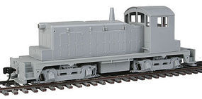 WalthersMainline EMD SW1 Standard DC Undecorated HO Scale Model Train Diesel Locomotive #9200