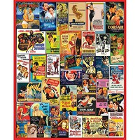 WhiteMount Movie Posters 1000pcs Jigsaw Puzzle 600-1000 Piece #1052pz