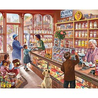 WhiteMount The Old Candy Store 1000pcs Jigsaw Puzzle 600-1000 Piece #1083pz