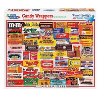 WhiteMount Candy Wrappers 1000pcs Jigsaw Puzzle 600-1000 Piece #862pz
