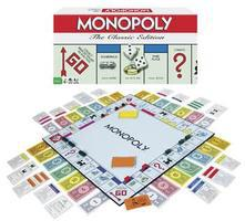 Winning-Moves Monopoly Classic Edition Trivia Game #1126