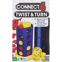 Winning-Moves Connect 4 Twist / Turn Trivia Game #1190