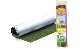 Woodland ReadyGrass Mat (Green Grass) Scene-A-Rama Model Railroad Accessory #4158
