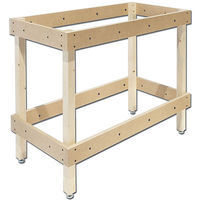Woodland Straight Module Kit Stand Building Supplies #4790