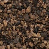 Woodland Ballast Coarse Dark Brown Model Railroad Ballast #b85