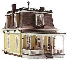 Woodland Home Sweet Home N Scale Model Railroad Building #br4939