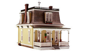 Woodland Home Sweet Home HO Scale Model Railroad Building #br5036