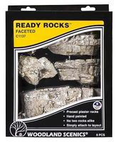 Woodland Ready Rocks Faceted Rocks Model Railroad Miscellaneous Scenery #c1137