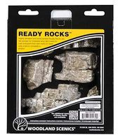 Woodland Ready Rocks Outcropping Rocks Model Railroad Miscellaneous Scenery #c1139