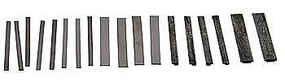 Woodland Grade Crossing Steel Plates N Scale Model Railroad Miscellaneous Scenery #c1150