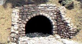 Woodland Random Stone Culverts (2) N Scale Model Railroad Miscellaneous Scenery #c1164