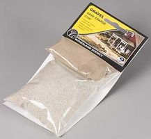 Woodland Medium Gray Gravel Model Railroad Grass Earth #c1287