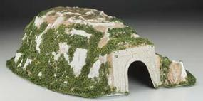 Woodland Ready Landforms Straight Tunnel (16.5 x 26) HO Scale Model Railroad Tunnel #c1310