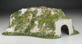 Woodland Curved Tunnel (15.5 x 25.75) HO Scale Model Railroad Tunnel #c1311