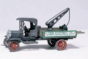 Woodland Scenic Detail Service Truck 1914 Diamond T Kit HO Scale Model Railroad Vehicle #d217