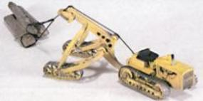 Woodland Hyster Logging Cruiser & Tractor Kit HO Scale Model Railroad Vehicle #d246