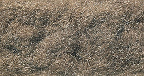 Woodland Static Grass Flock Burnt Grass 32 oz Model Railroad Grass Earth #fl633