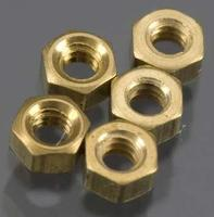 Woodland Hex Nuts 0-80 (5) (Bulk of 3) Model Railroad Scratch Supply #h882