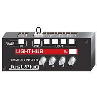 Woodland Just Plug Light Hub Model Railroad Lighting Kit #jp5701