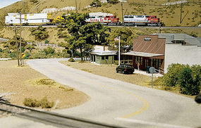 Woodland Road Building Learning Kit Model Railroad Scenery Supply #lk952